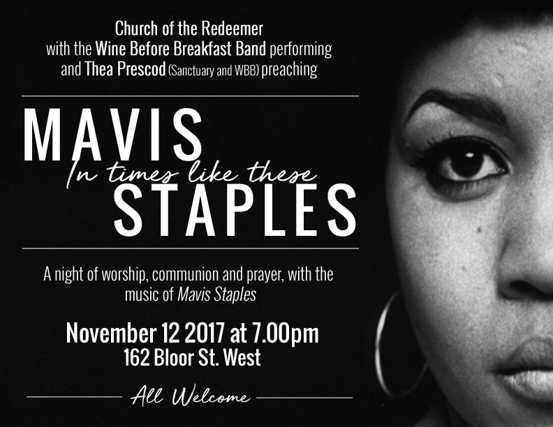 Mavis Staples Poster Final